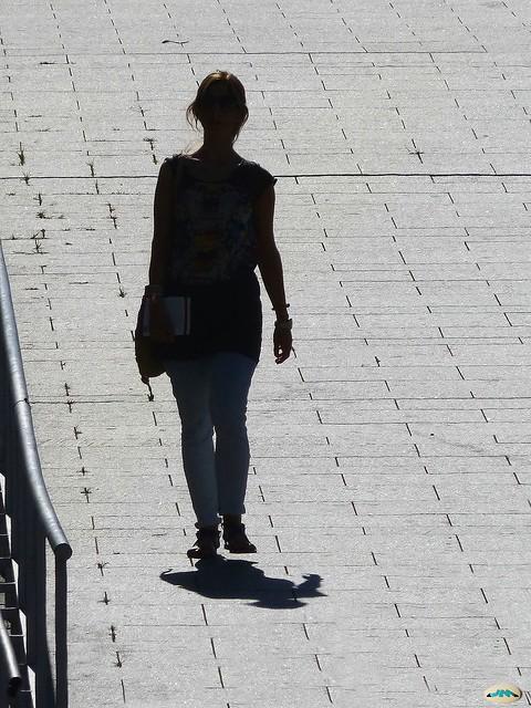Sombra femenina
