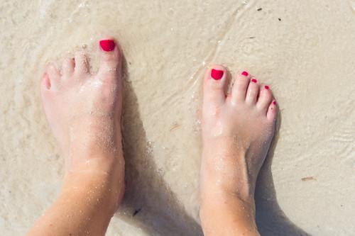 Cayo Levisa feinster Sand - schönster Strand auf Kuba by vielunterwegs