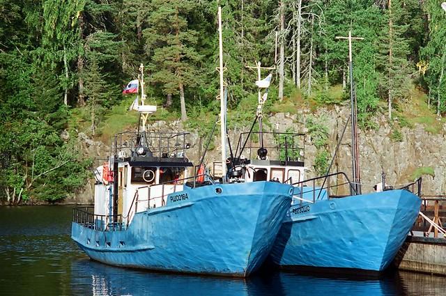 Экскурсионные корабли excursion boats