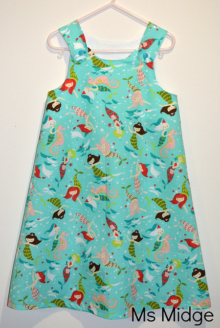 Mermaid Pinny