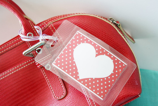 luggage tag printable