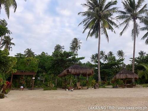 Las Cabañas Resort at Maremegmeg Beach, El Nido, Palawan, Philippines