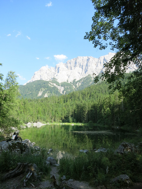 Pond near Eibsee