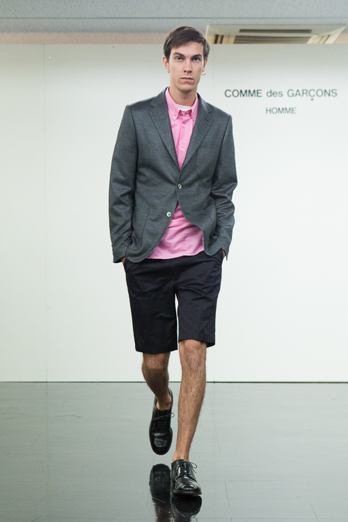 SS14 COMME des GARCONS HOMME019_Tin Tin(Fashion Press)