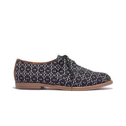 Madewell Bobbie Oxford in linebreak_side
