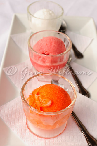 Flight of Sorbet