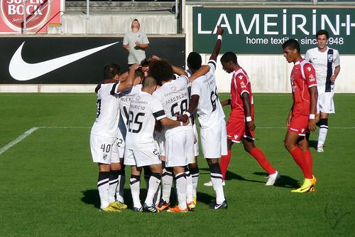 Campeonato Nacional Seniores: Vitória B 1-0 Joane
