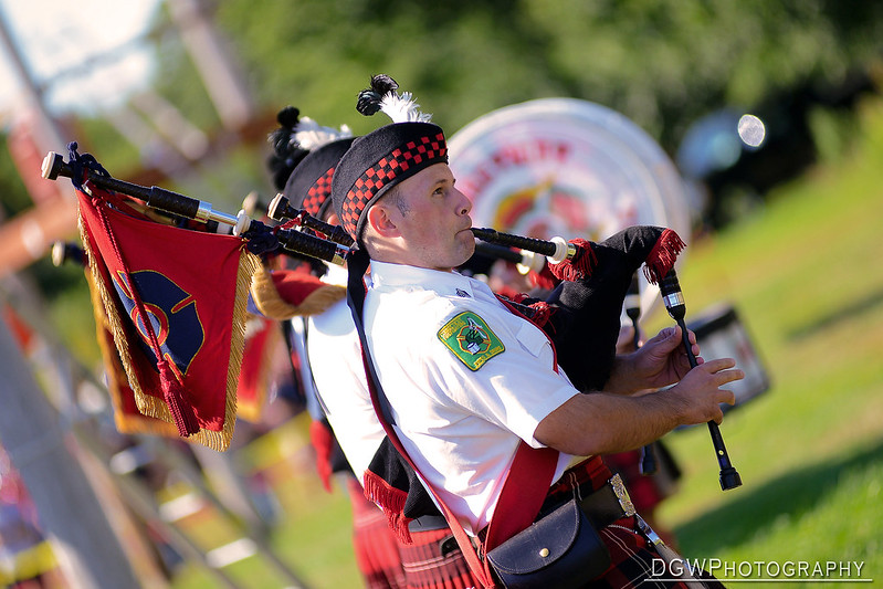Connecticut Fire Fighters Pipes and Drums