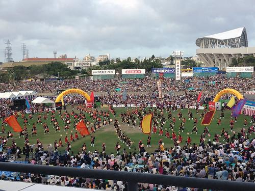 Okinawa Zento Eisa Matsuri 2013