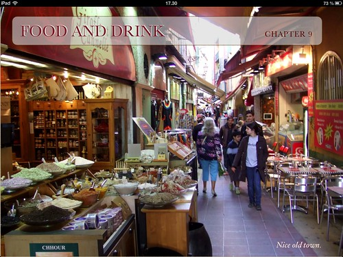 From the Klaava Travel Guide multimedia ebook: Nice old town