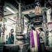 Hinduistischer Tempel @ Little India / Penang / Malaysia