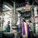 Hinduistischer Tempel @ Little India / Penang / Malaysia