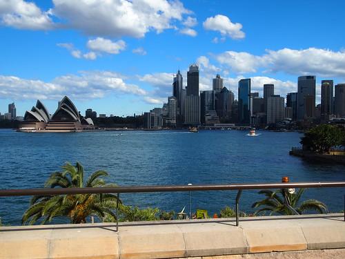 Sydney Opera House(シドニー・オペラハウス) P9126325
