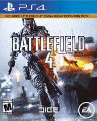 Battlefield 4 on PS4