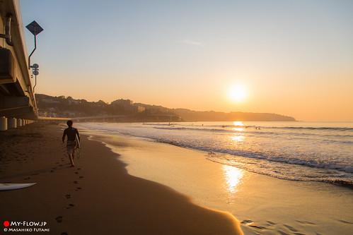 Sunrise Beach - 無料写真検索fotoq
