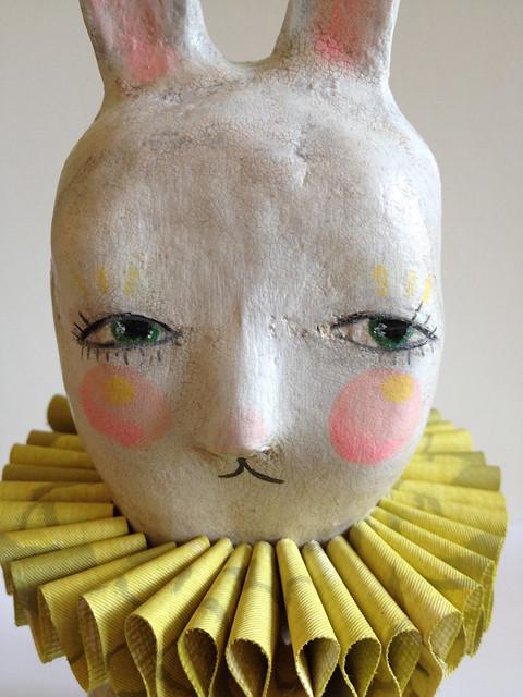 yellow circus bun-bun