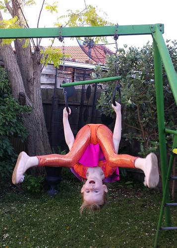 "Stella the ""trapezist"""