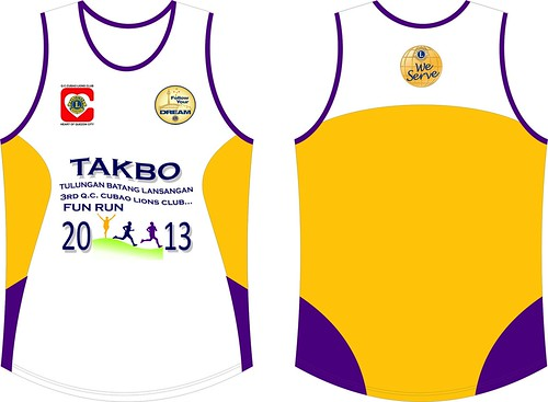 CUBAO LIONS CLUB -TAKBO2013