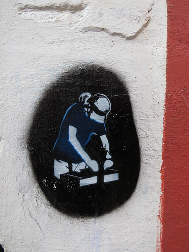 New stencil art found in Stavanger