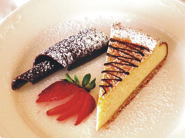 Cheesecake con Philadelphia e Limone col Bimby