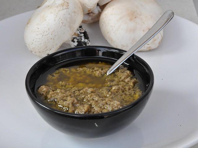 Sugo ai Funghi Champignon col Bimby