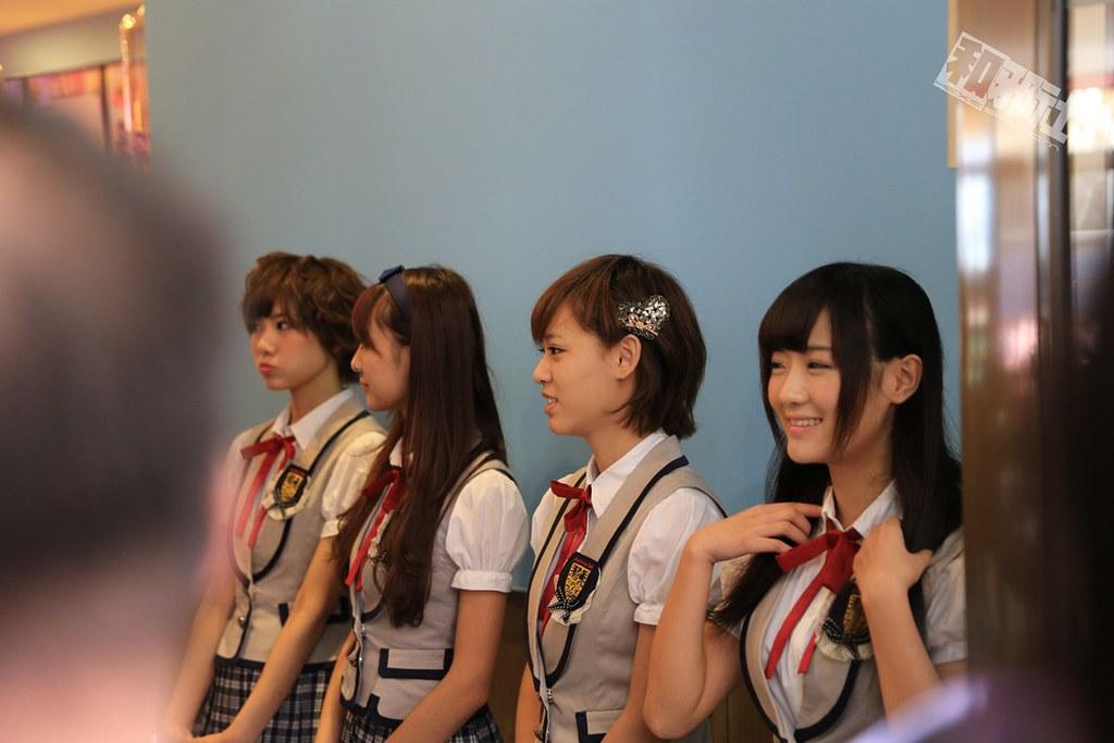 SNH48 一周年 星梦剧场 咖啡厅