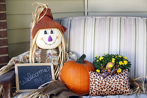 Close-up-of-scarecrow
