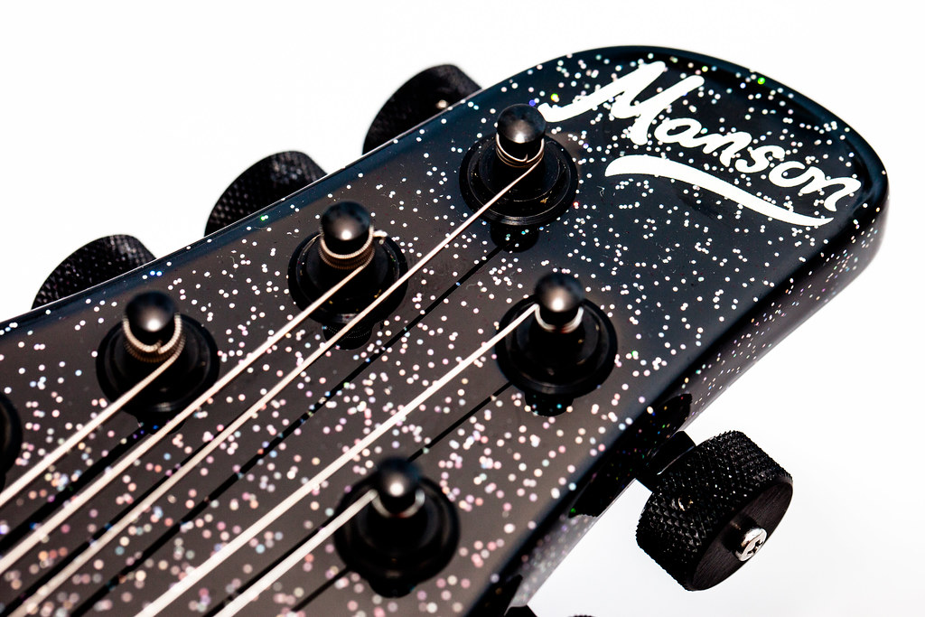 Manson CE-7 Custom glitter