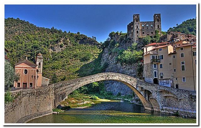 Liguria di Ponente.