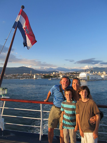DeMichiel Family - Taking Education on the Road
