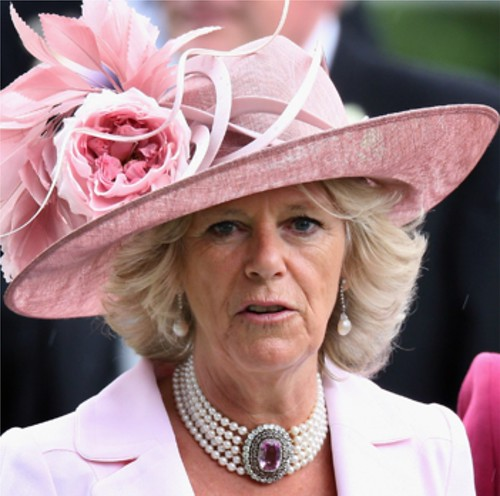 Camilla Parker-Bowles, Duchess of Cornwall.