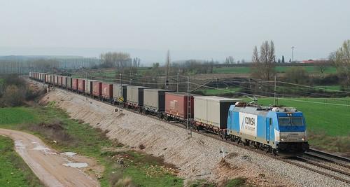 SNCF Geodis formaliza la entrada en COMSA Rail Transport