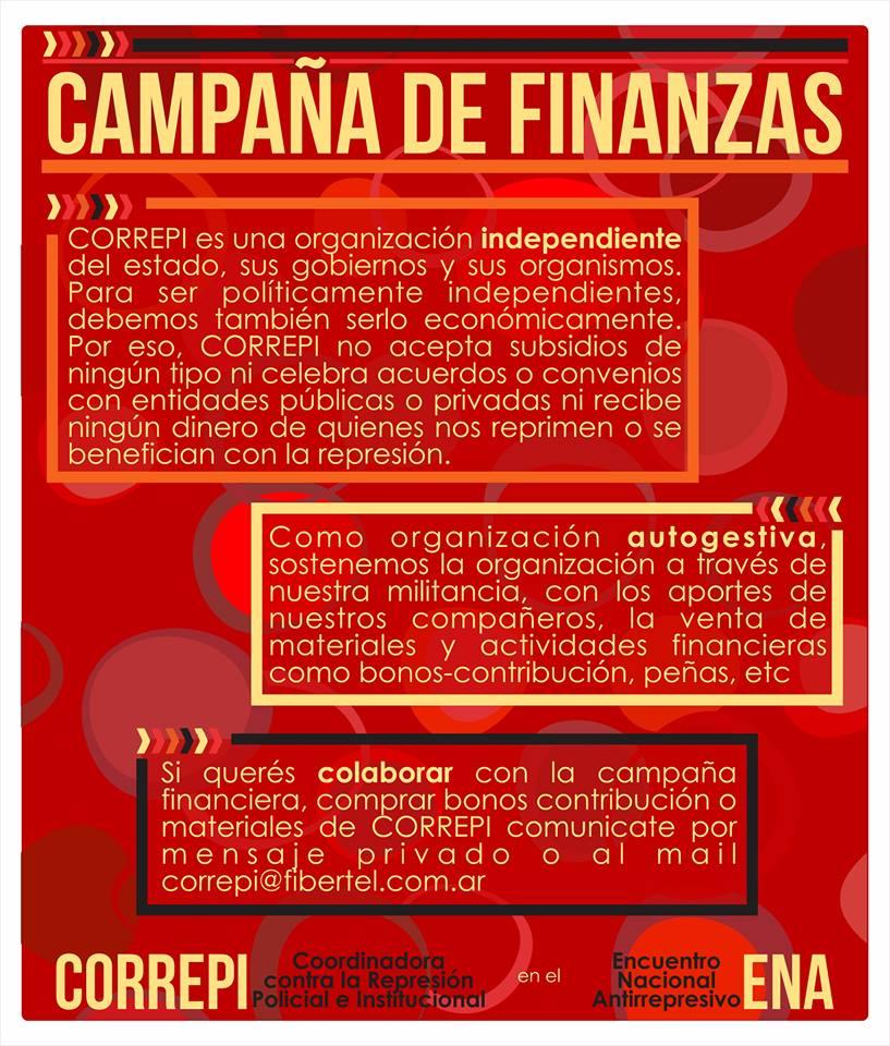 campaña finanzas