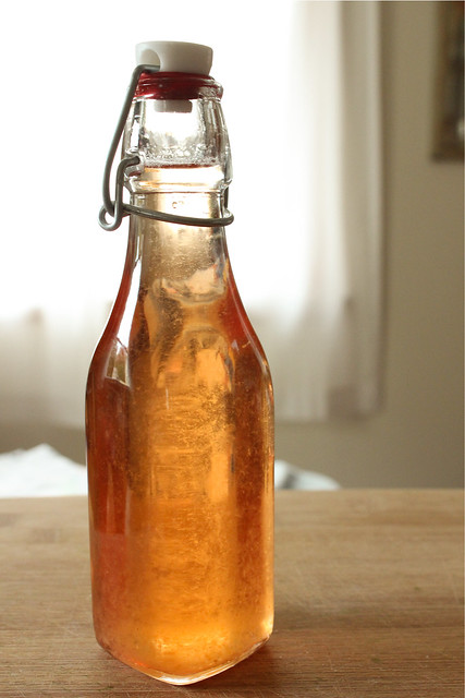 quince syrup