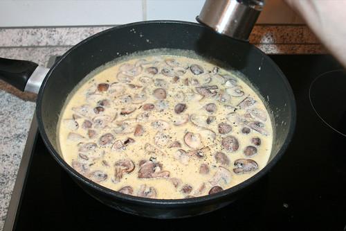 41 - Sauce würzen / Season sauce