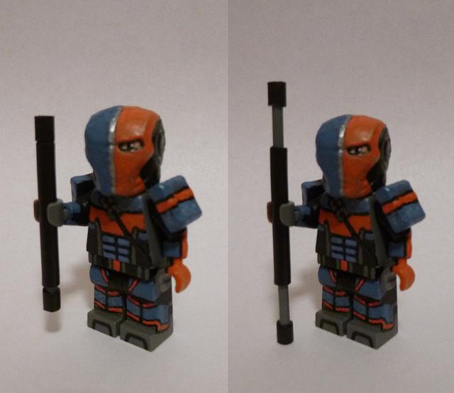 deathstroke lego - photo #6