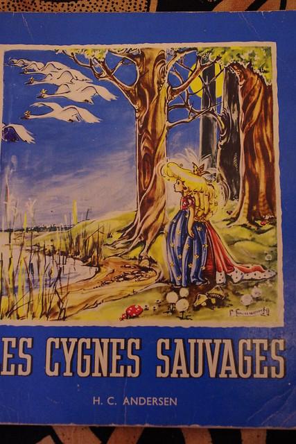 les cygnes sauvages / couverture / éd. Albon
