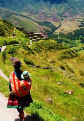 Incan Pisac, Peru