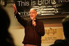 I'm Tawkin' Here in the Bronx