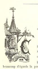 """British Library digitised image from page 11 of """"Les Vieilles Villes de Suisse. Notes et souvenirs. Ouvrage illustré de 105 dessins à la plume par A. Robida reproduits en fac-simile"""""""