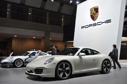2013 Porsche 911 50th Anniversary Edition Coupe