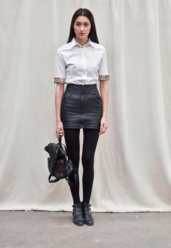 White Shirt Blouse
