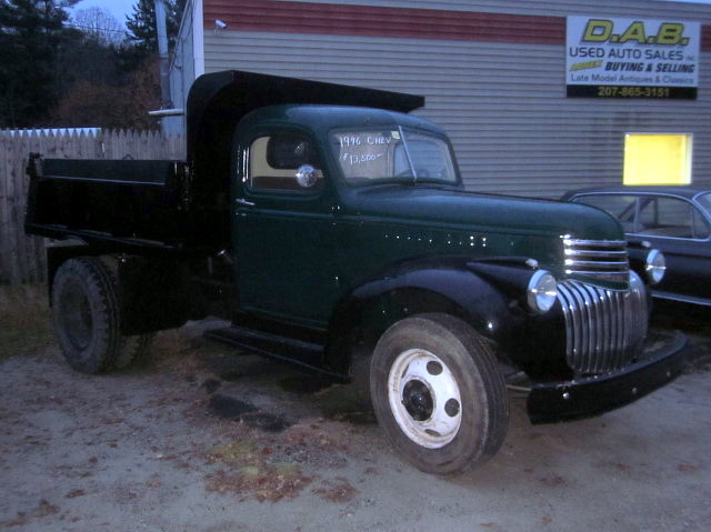 1946 Ford 2 Ton Truck With Dump Bed Youtube Autos Post