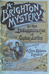 """British Library digitised image from page 7 of """"A Brighton Mystery; or, the Disappearance of Captain Jarvice"""""""