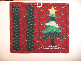 Christmas Tree Mug Rugs