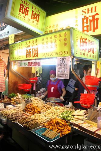 Shi Yun stall, Shida Night Market