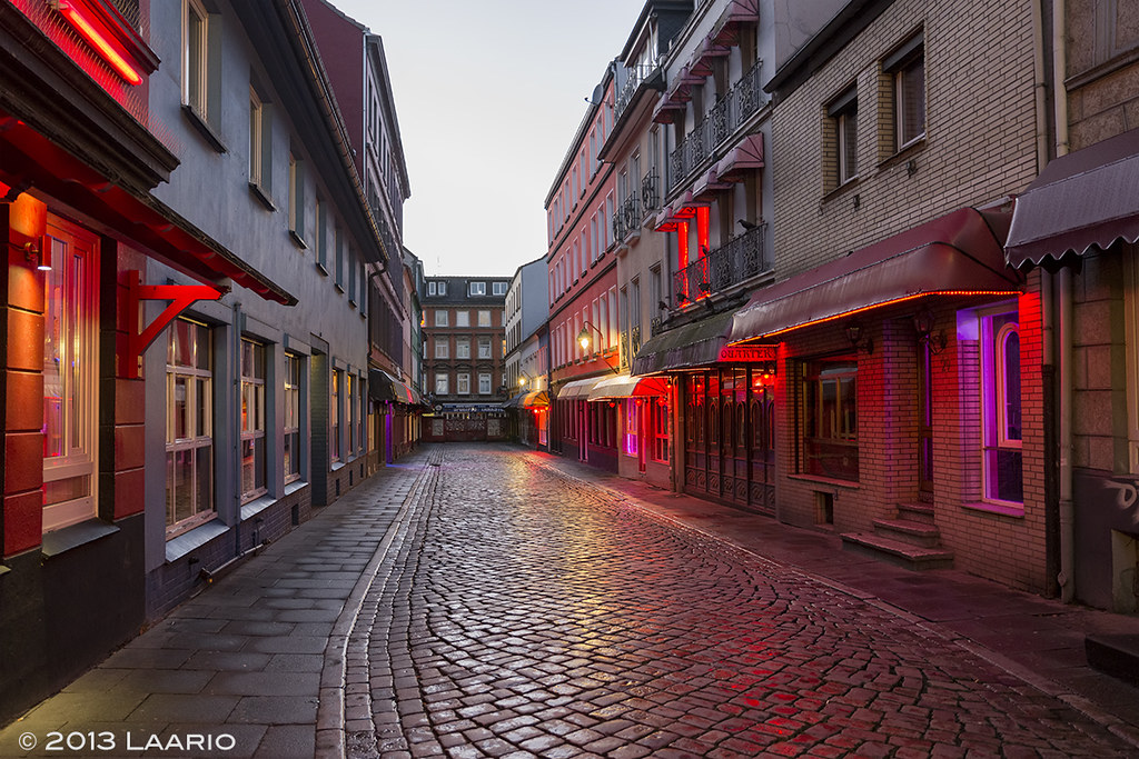 Best Red Light District In Germany