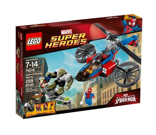 LEGO Super Heroes 76016