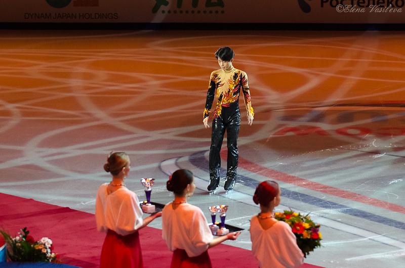 Victory ceremony