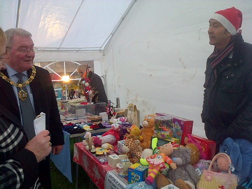 Whickham Christmas Market Dec 13 4